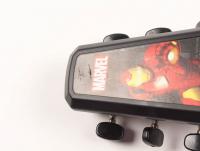 "Stan Lee Signed ""Iron Man"" 31.75"" Acoustic Guitar (PSA Hologram) at PristineAuction.com"