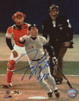 Jim Leyritz Signed Yankees 8x10 Photo (MAB Hologram) at PristineAuction.com