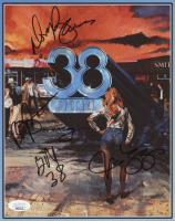 38 Special 8x10 Photo Band-Signed by (5) with Bobby Capps, Don Barnes, Gary Moffatt, Barry Dunaway, and Jerry Riggs (JSA COA) at PristineAuction.com