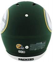 Brett Favre Signed Packers Full-Size Authentic On-Field AMP Alternate Speed Helmet (Radtke COA) at PristineAuction.com