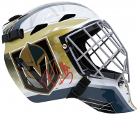 Marc-Andre Fleury Signed Golden Knights Full Size Goalie Mask (Fanatics Hologram) at PristineAuction.com