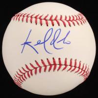 Randall Delgado Signed OML Baseball (Sids Graphs COA) at PristineAuction.com