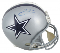 Emmitt Smith Signed Cowboys Full-Size Helmet (PSA COA) at PristineAuction.com