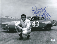 Richard Petty Signed 11x14 Photo (PSA COA) at PristineAuction.com