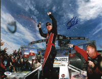 Kevin Harvick Signed NASCAR 11x14 Photo (PSA COA) at PristineAuction.com