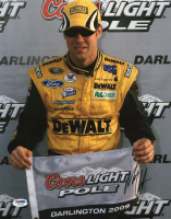 Matt Kenseth Signed Nascar 11x14 Photo (PSA COA) at PristineAuction.com