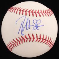 Robert Stephenson Signed OML Baseball (Sids Graphs COA) at PristineAuction.com