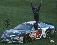 Greg Biffle Signed NASCAR 11x14 Photo (PSA COA) at PristineAuction.com
