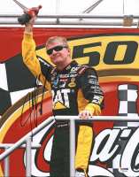 Jeff Burton Signed 11x14 Photo (PSA COA) at PristineAuction.com