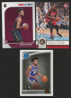 Lot of (3) Rookie Basketball Cards with Pascal Siakam 2016-17 Panini Excalibur #165 RC, Marvin Bagley III 2018-19 Donruss #168 RR RC, & Darius Garland 2019-20 Hoops #251 RC at PristineAuction.com