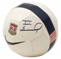 Tim Howard Signed Team USA Soccer Ball (Beckett COA & Howard Hologram) at PristineAuction.com