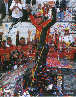 Martin Truex Jr. Signed NASCAR 11x14 Photo (PSA COA) at PristineAuction.com