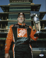 Tony Stewart Signed NASCAR 11x14 Photo (PSA COA) at PristineAuction.com