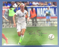 Becky Sauerbrunn Signed Team USA 16x20 Photo (JSA COA) at PristineAuction.com
