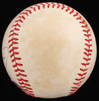 Mickey Mantle & Pete Rose Signed Baseball with Display Case (PSA LOA & PSA COA) at PristineAuction.com