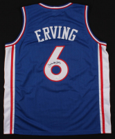"Julius ""Dr. J"" Erving Signed Jersey (JSA COA) at PristineAuction.com"