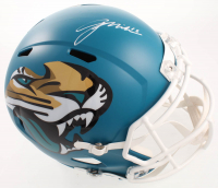 Gardner Minshew Signed Jaguars Full-Size AMP Alternate Speed Helmet (Beckett COA) at PristineAuction.com