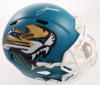 Gardner Minshew Signed Jaguars Full-Size AMP Alternate Speed Helmet (Beckett COA) at PristineAuction.com