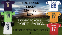 OKAuthentics Pro Football Jersey Mystery Box - Series II (Limited to 100) at PristineAuction.com