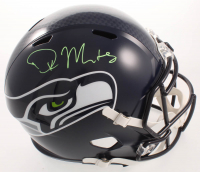 D.K. Metcalf Signed Seahawks Full-Size Speed Helmet (JSA COA) at PristineAuction.com