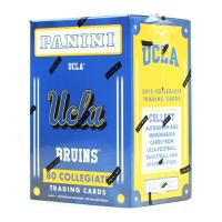 2015 Panini UCLA Collegiate Multi-Sport Blaster Box at PristineAuction.com