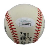 Hank Aaron Signed ONL Baseball (JSA COA) at PristineAuction.com
