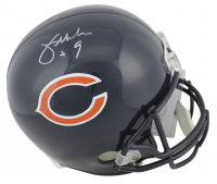 Jim McMahon Signed Bears Full-Size Helmet (Beckett COA) at PristineAuction.com
