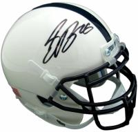 Saquon Barkley Signed Penn State Nittany Lions Mini Helmet (JSA COA) at PristineAuction.com