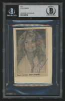Dyan Cannon Signed 3x4 Photo Cut (BAS Encapsulated) at PristineAuction.com