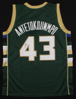 Thanasis Antetokounmpo Signed Jersey (JSA COA) at PristineAuction.com