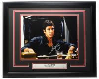 "Al Pacino Signed ""Scarface"" 16x20 Custom Framed Photo (PSA COA) at PristineAuction.com"