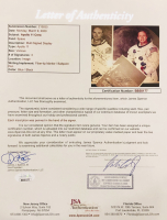 """Michael Collins, Buzz Aldrin & Neil Armstrong Signed """"Apollo 11"""" 20.5x39 Custom Framed Photo Display (JSA LOA) at PristineAuction.com"""