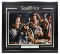 "Ray Liotta Signed ""Goodfellas"" 16x20 Custom Framed Photo (PSA COA) at PristineAuction.com"