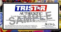 Ken Griffey Jr. Signed Gold Hall of Fame Plaque Postcard (TriStar Hologram) at PristineAuction.com