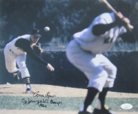"""Vern Law Signed Pirates 8x10 Photo Inscribed """"Cy Young & W.S. Champs"""" & """"1960"""" (JSA COA) at PristineAuction.com"""