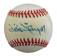 Willie Stargell Signed OAL Baseball (JSA COA) at PristineAuction.com