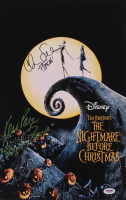 "Chris Sarandon, Catherine O'Hara & Ken Page Signed ""The Nightmare Before Christmas"" 11x17 Photo with Character Inscriptoions (PSA LOA) at PristineAuction.com"