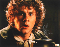 "Dominic Monaghan Signed ""The Lord of the Rings"" 11x14 Photo (PA COA) at PristineAuction.com"