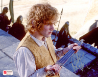 "Dominic Monaghan Signed ""The Lord of the Rings"" 8x10 Photo (PA COA) at PristineAuction.com"