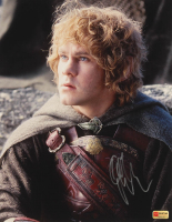 """Dominic Monaghan Signed """"The Lord of the Rings"""" 11x14 Photo (PA COA) at PristineAuction.com"""