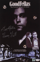 "Henry Hill Signed ""Goodfellas"" 11x17 Photo Inscribed ""Goodfella"" (Hill Hologram) at PristineAuction.com"