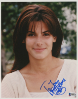 Sandra Bullock Signed 8x10 Photo with Inscription (Beckett COA) at PristineAuction.com