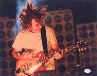 "Stone Gossard Signed ""Pearl Jam"" 11x14 Photo (PSA COA) at PristineAuction.com"