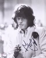 Mick Jagger Signed 9x11 Photo (PSA Hologram) at PristineAuction.com