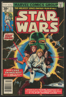 "1977 Marvel ""Star Wars"" Issue #1 First Issue Comic Book at PristineAuction.com"