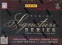 2012 Panini Baseball Signature Series Sealed Hobby Box at PristineAuction.com
