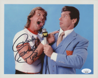 """Rowdy"" Roddy Piper Signed WWE 8x10 Photo (JSA COA) at PristineAuction.com"