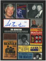 Sid Bernstein Signed 8x10 Photo (JSA COA) at PristineAuction.com