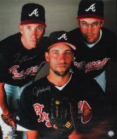 John Smoltz & Tom Glavine Signed Braves 20x24 Photo (MAB Hologram) at PristineAuction.com