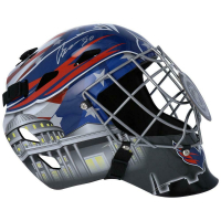 Ilya Samsonov Signed Capitals Full-Size Goalie Mask (Fanatics Hologram) at PristineAuction.com